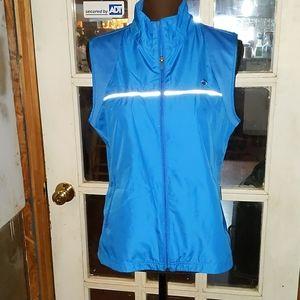 Danskin Now Blue Athletic Vest